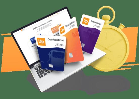 Compra en línea los vales más accesibles para tu PyME