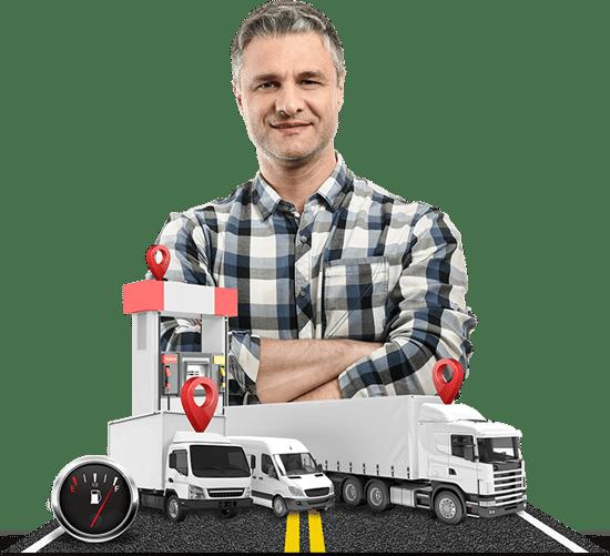 Control y ahorro en tu empresa con vales de gasolina